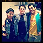 Hina Khan, Andrew Keives, and Ricardo Vázquez in Death to Prom