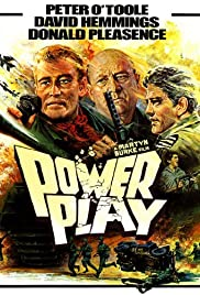 Power Play (1978) Poster - Movie Forum, Cast, Reviews