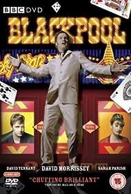 David Morrissey, Sarah Parish, and David Tennant in Blackpool (2004)