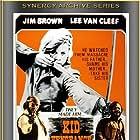 Jim Brown, Lee Van Cleef, and Leif Garrett in Kid Vengeance (1977)