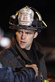 Jesse Spencer in Chicago Fire (2012)