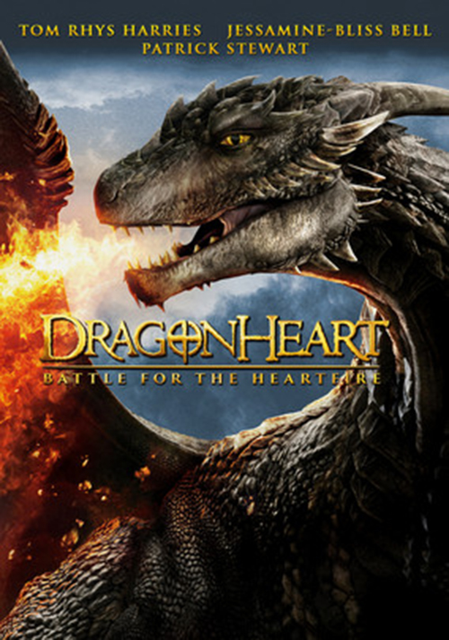 Drakono širdis: Mūšis dėl Drago galios (2017) / Dragonheart: Battle for the Heartfire
