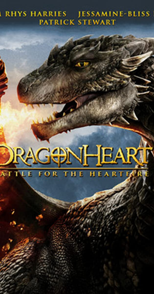 Subtitle of Dragonheart: Battle for the Heartfire