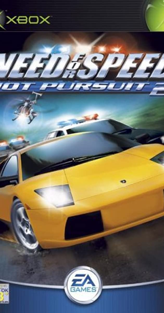 Need for Speed: Hot Pursuit 2 (Video Game 2002