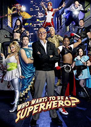 Game-Show Who Wants to Be a Superhero? Movie