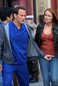 Jennifer Ehle and Patrick Wilson in A Gifted Man (2011)