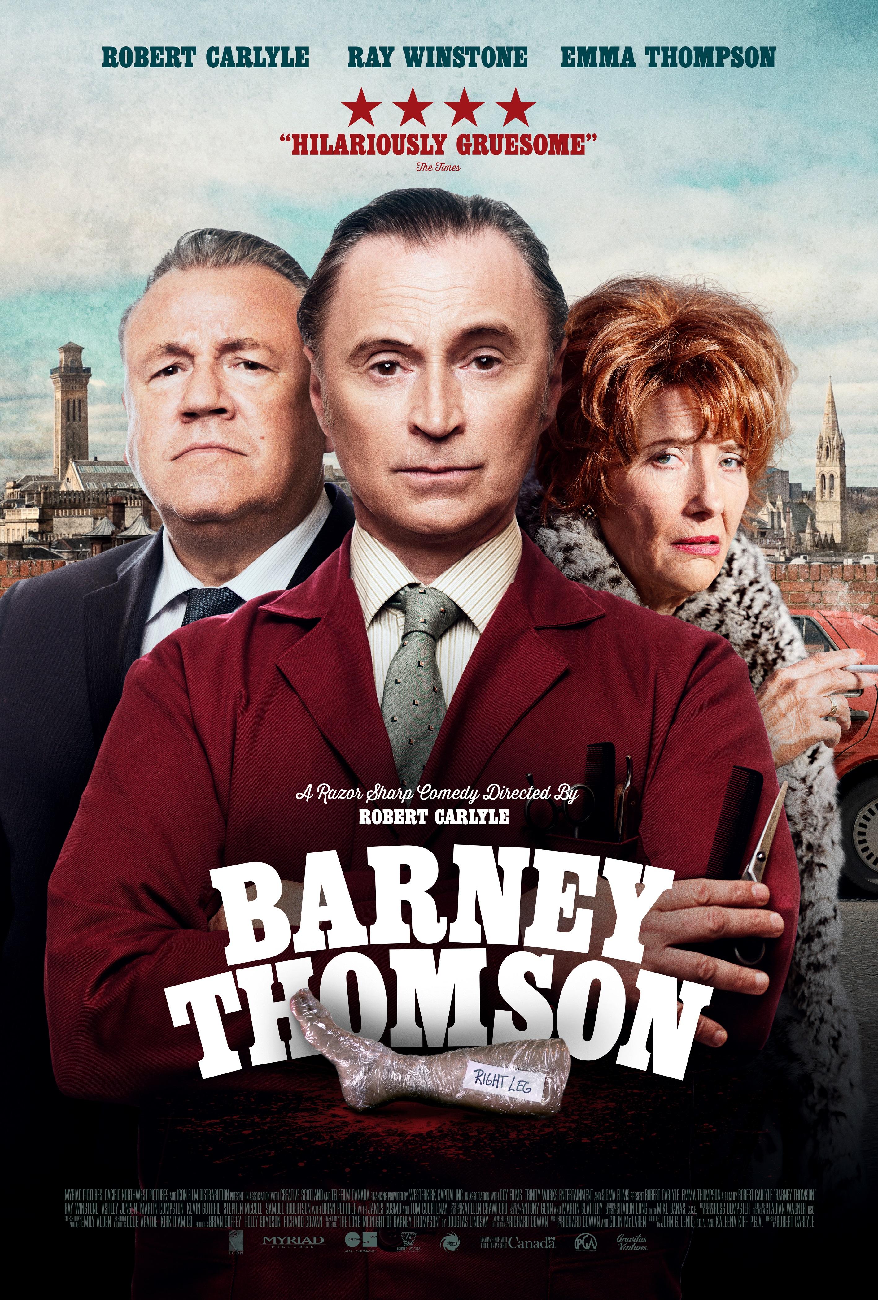 Barney Thomson (2015) - IMDb