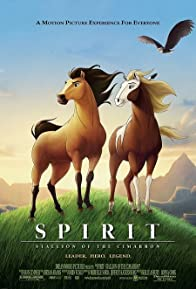 Primary photo for Spirit: Stallion of the Cimarron
