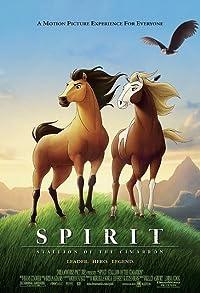 Primary photo for Spirit: Stallion of the Cimarron