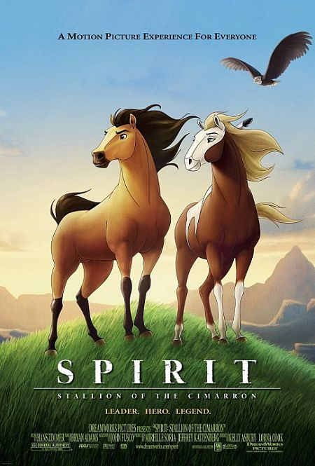 Spirit: Stallion of the Cimarron (2002) BluRay 480p, 720p & 1080p