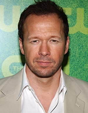 Photo of Arthur Wahlberg  & his  Brother  Donnie Wahlberg