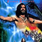 Pierce Brosnan in Robinson Crusoe (1997)