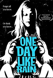 One Day Like Rain Poster