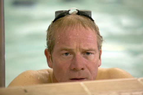 Peter Mullan in On a Clear Day (2005)