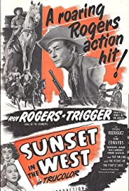 Sunset in the West (1950) 1080p