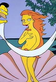 The Last Temptation of Homer Poster