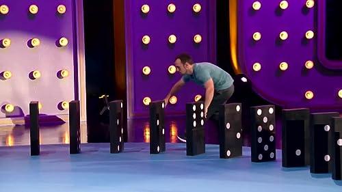 Superhuman: The Domino Effect Challenge