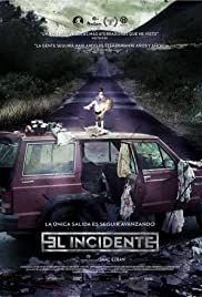 El incidente (2014) Poster - Movie Forum, Cast, Reviews