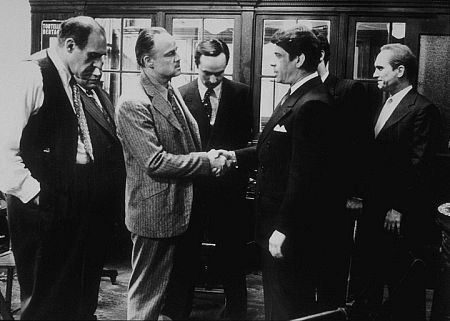 """Godfather, The"" Marlon Brando and cast 1972 Paramount"