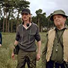 Mackenzie Crook, Toby Jones, and Aimee-Ffion Edwards in Detectorists (2014)