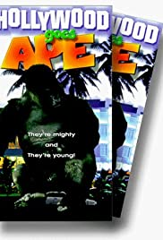 Hollywood Goes Ape! Poster