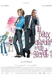 Tu peux garder un secret? Poster
