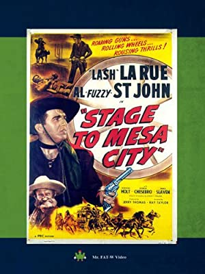 Ray Taylor Stage to Mesa City Movie