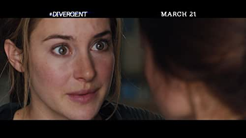 """Watch the exclusive TV spot """"Fighting Back"""" for Divergent, starring Shailene Woodley, Theo James, Kate Winslet, Ashley Judd, and Zoe Kravitz."""