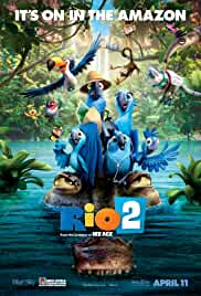 Rio 2 (2014) Hindi Dubbed