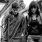 Alexandra Maria Lara and Sam Riley in Control (2007)