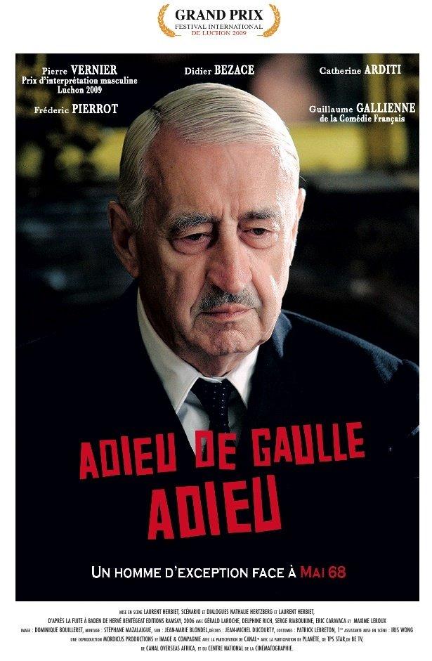 Pierre Vernier in Adieu De Gaulle adieu (2009)