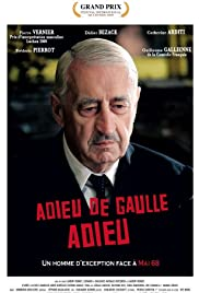 Farewell De Gaulle, Farewell Poster