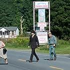 Imelda Staunton, Henry Goodman, and Demetri Martin in Taking Woodstock (2009)