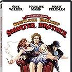 Gene Wilder, Marty Feldman, and Madeline Kahn in The Adventure of Sherlock Holmes' Smarter Brother (1975)