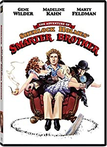 Watchfree movie The Adventure of Sherlock Holmes' Smarter Brother USA [BluRay]