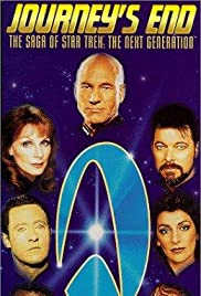 Journey's End: The Saga of Star Trek - The Next Generation Poster