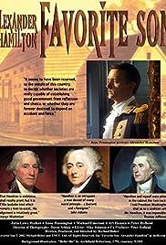 Alexander Hamilton: Favorite Son Poster