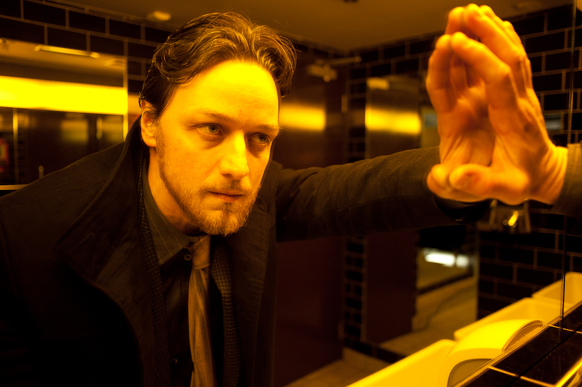 James McAvoy in Filth (2013)