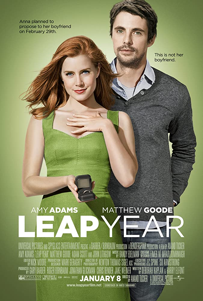 Amy Adams and Matthew Goode in Leap Year (2010)