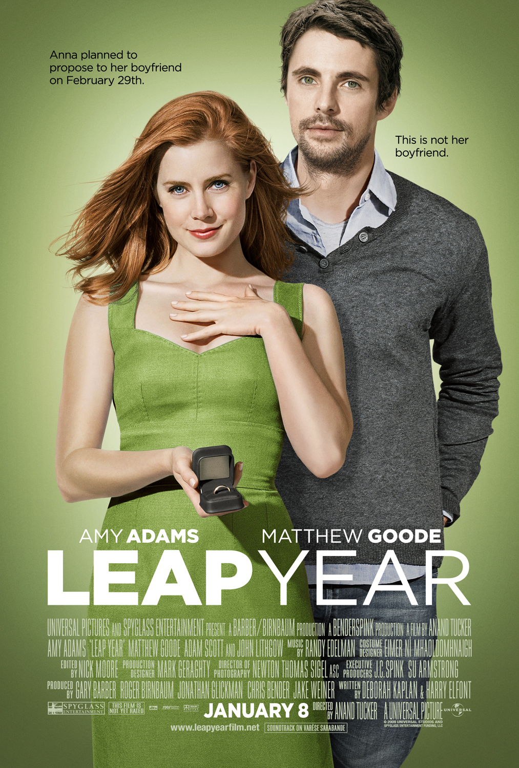 Leap Year (2010) BluRay 720p & 1080p