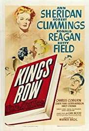 Kings Row (1942) Poster - Movie Forum, Cast, Reviews
