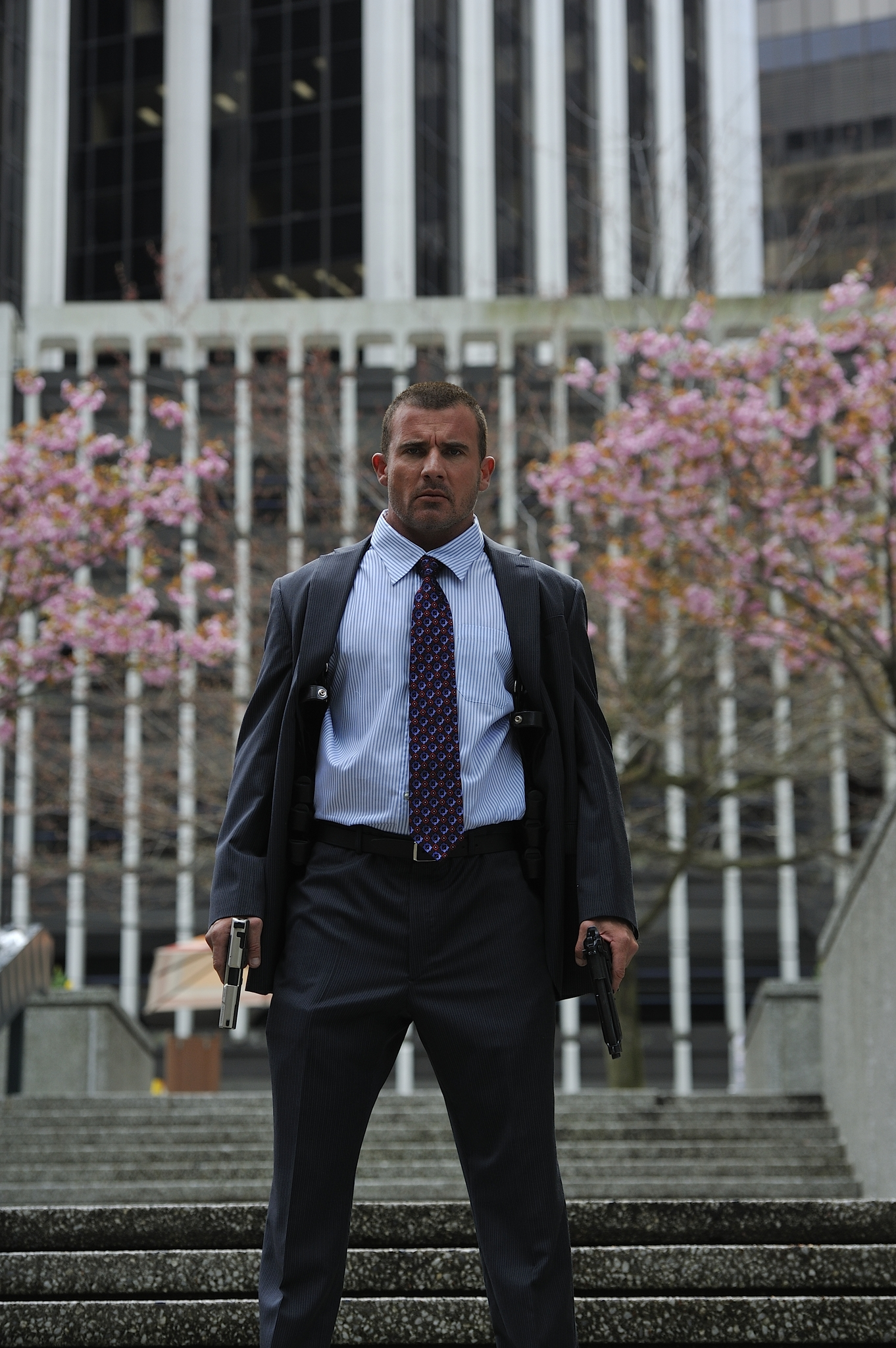 Dominic Purcell in Bailout: The Age of Greed (2013)