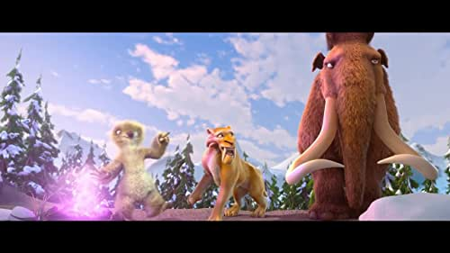 Scrat's epic pursuit of his elusive acorn catapults him outside of Earth, where he accidentally sets off a series of cosmic events that transform and threaten the planet. To save themselves from peril, Manny, Sid, Diego, and the rest of the herd leave their home and embark on a quest that takes them to exotic new lands.
