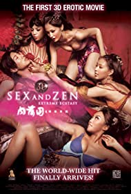 3D Yuk po tuen: Gik lok bo gam (2011) Poster - Movie Forum, Cast, Reviews