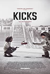 Jahking Guillory in Kicks (2016)