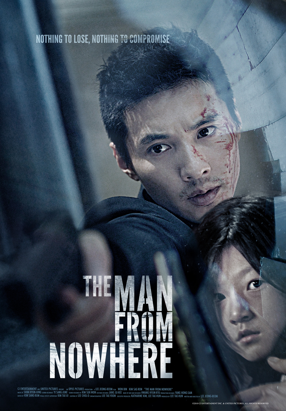The Man from Nowhere (2010) - IMDb
