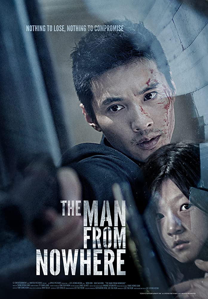 The Man from Nowhere (2010) Duel Audio Korean Movie Download Hindi-Korean