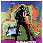 John Phillip Law and Marisa Mell in Diabolik (1968)