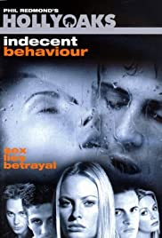 Hollyoaks: Indecent Behaviour Poster