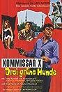 Kommissar X - Drei grüne Hunde (1967) Poster